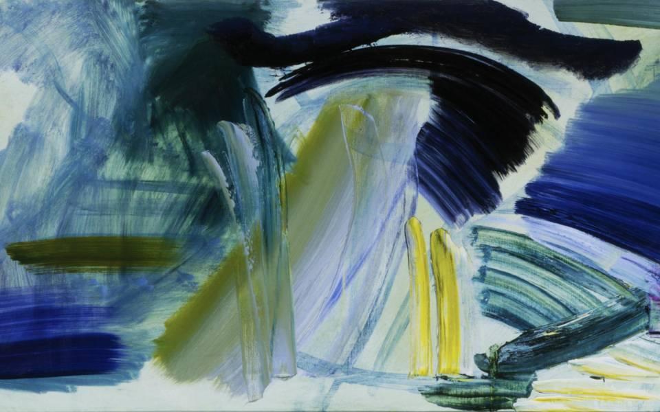 Ivon Hitchens, Arno II (1965)