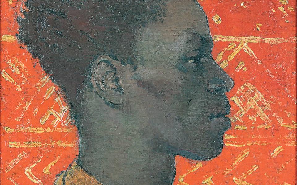 Glyn Philpot, Portrait of Henry Thomas (1934-5)