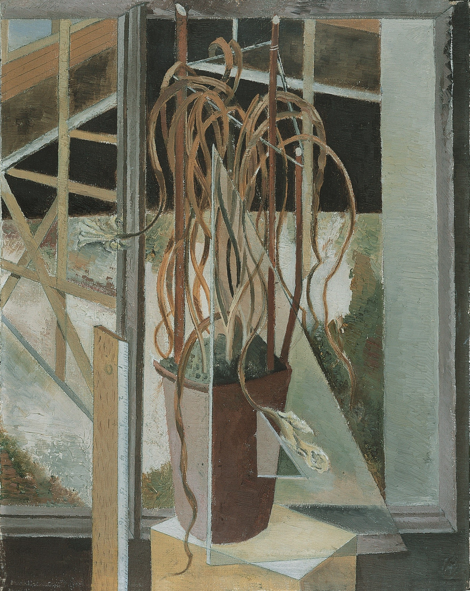 Paul Nash, Dead Spring (1929)