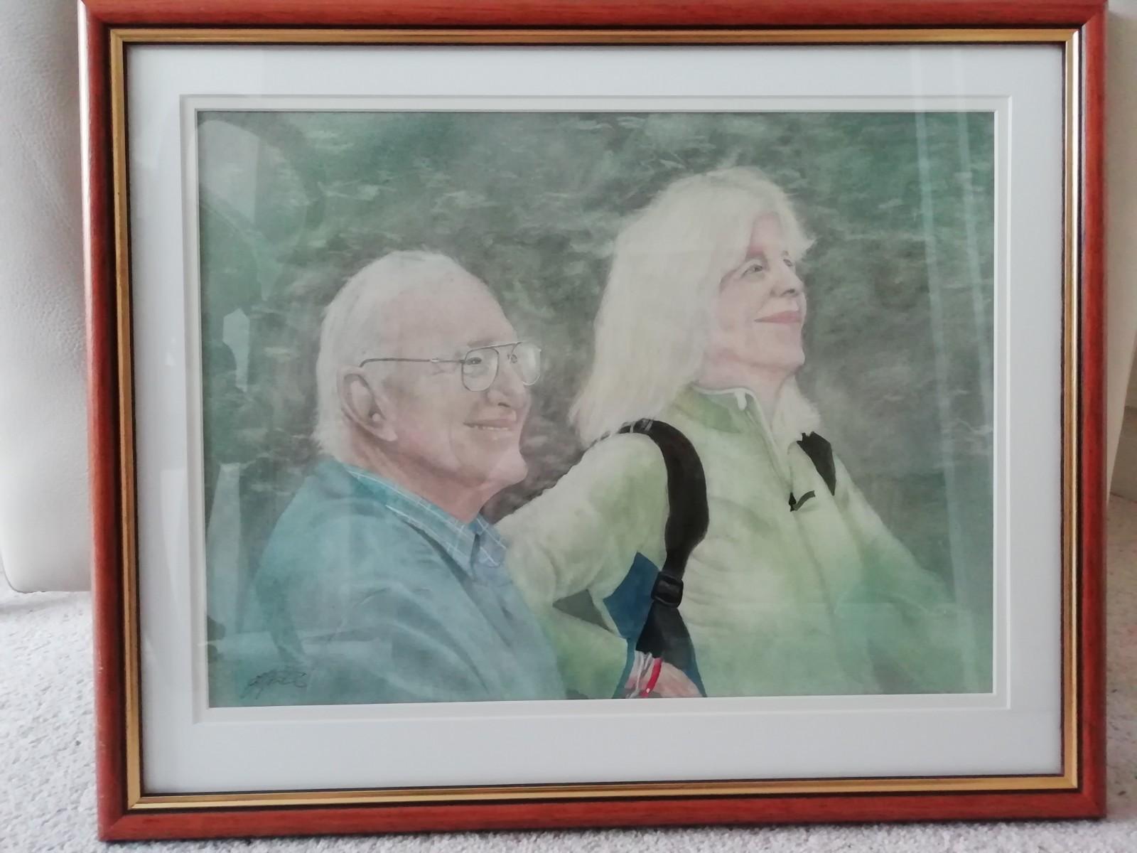 Steve Martin, Dr John Owen and his daughter