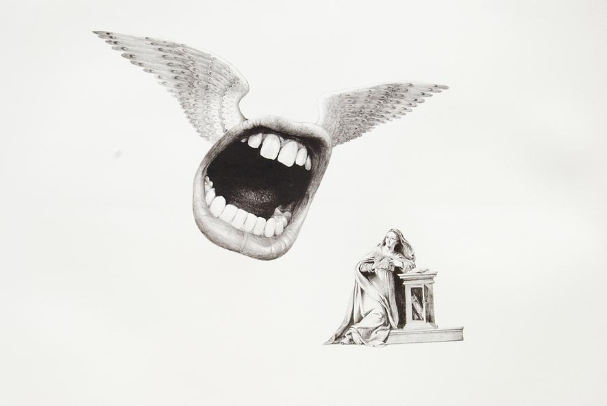 Jessica Harrison, The Anunciation (2007)