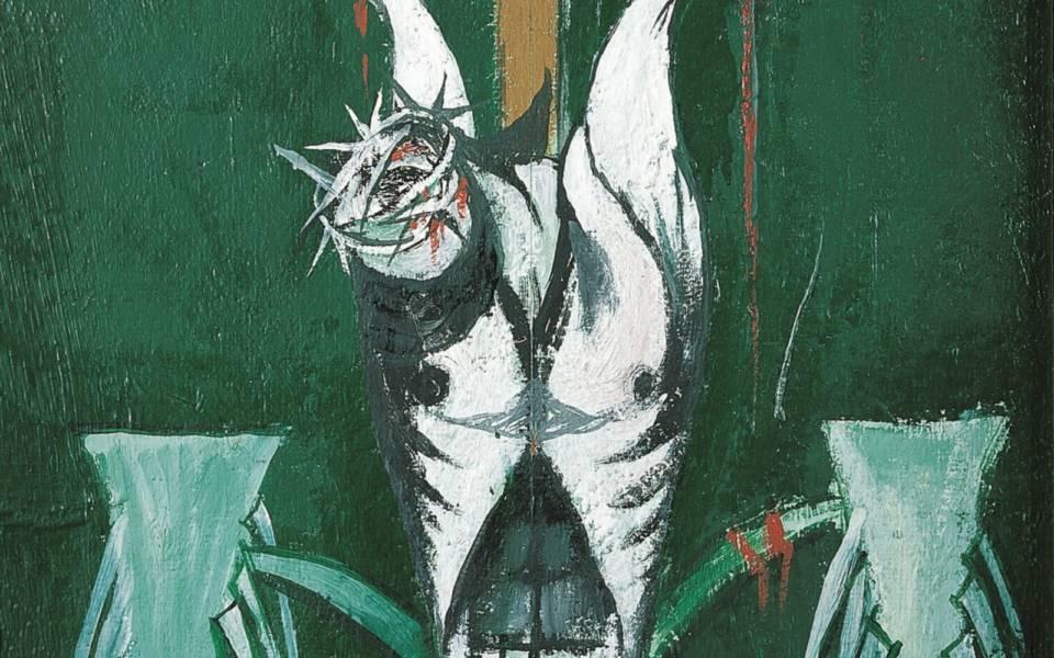 Graham Sutherland, The Crucifixion (1947)